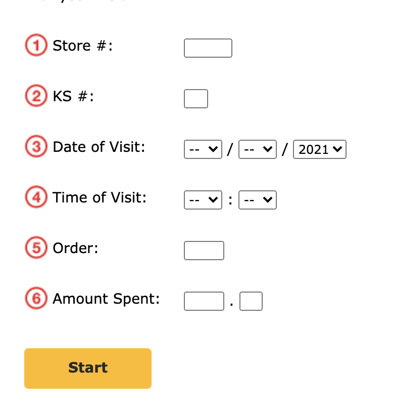 Mcdonalds-required-fields-store-ID-KS-time-and-time-of-visit-order-amount-spent