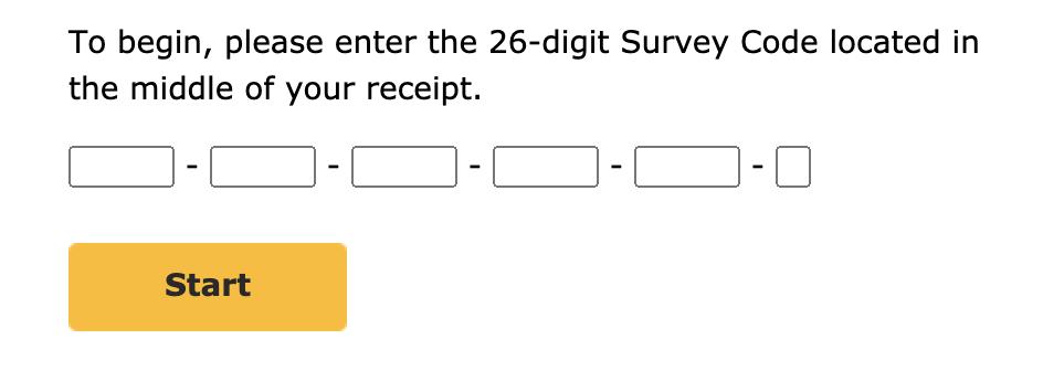 Enter-McDonald's-Survey-Code-in-the-6-Boxes